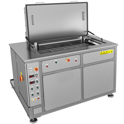 Riley Ultrasonic Multistage Cleaning Range