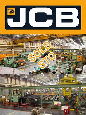 JCB Hydraulic Bar, Hard Chrome Electroplating and Finishing Cell