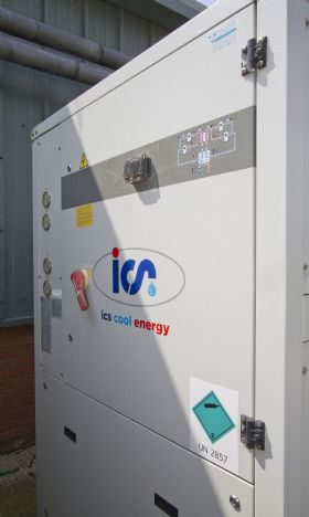ICS Chiller Installation