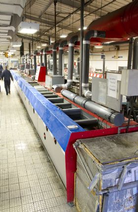 Used Plating Lines