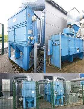 Quality Dust Extraction Plants