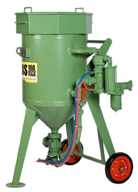 100Ltr  Pressure Pot With Remote Valve