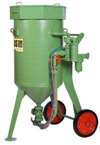 200 Ltr Pressure Pot With Remote Control