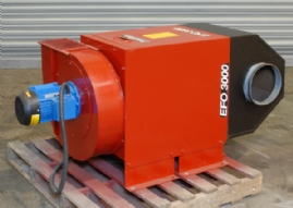EFO 3000 Dust/Fume Extraction Unit