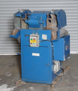 Ellis Brothers Polishing / Linishing Machine