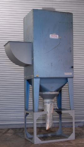 Filtex single bag Dust extractor S/N 774056