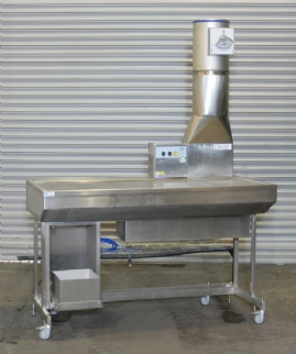 Afos VST Stainless Steel Down-Flow Table