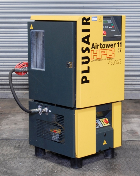 Kaeser Airtower 11 Rotary Air Compressor & Dryer
