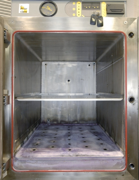 how much is an autoclave machine