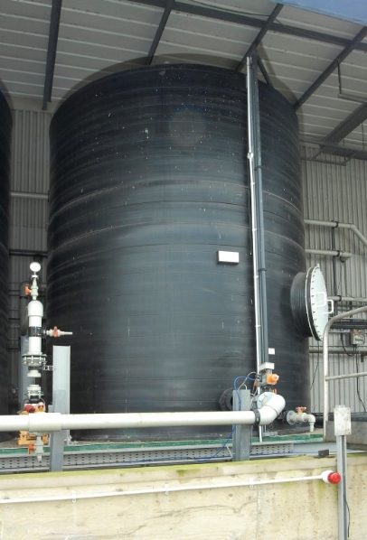 Linpac Allibert Polypropylene Tank