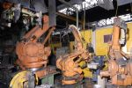 ABB IRB Robotic  MIG Welding Cell - General View