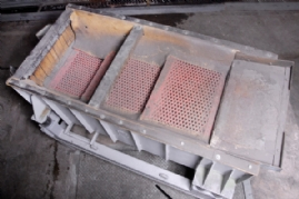 Rosler Vibratory Separation Screen