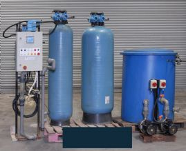 Demineralised Water Treatment Plant