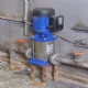 Aluminium Solution Treatments Oven Pump Motor