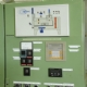 DAC-6-ER Bright Tempering Furnace main control panel