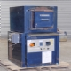 Blue M Furnace and Loader