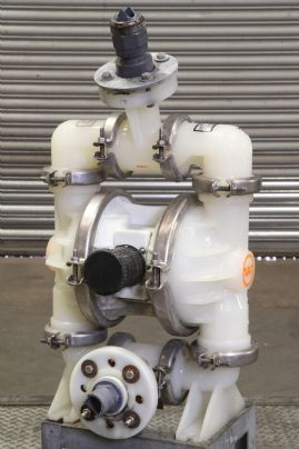 Heavy Duty Non-metallic Diaphragm Pump