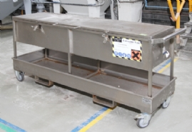 B & C Fabrications Stainless Steel Cleaner