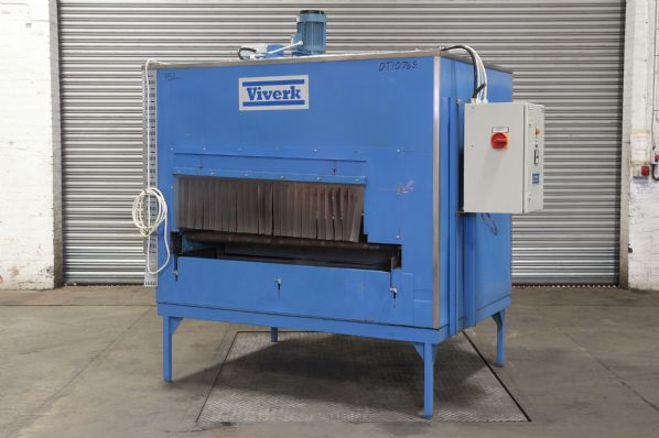 Viverk Model VKT - Drier