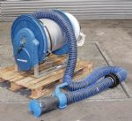 Retractable Exhaust Hose Reel 865 With N16 Fan (A)