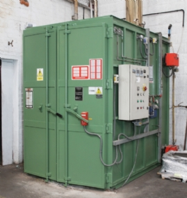 Controlled Pyrolysis Furnace Model PTR 150T