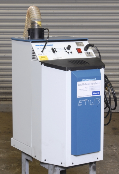TX3100 Portable Filter Extraction Unit