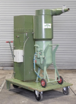 Hodge Clemco IND 200 P Recovery Unit