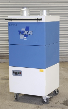 Teka Clean Master Dust Extractor