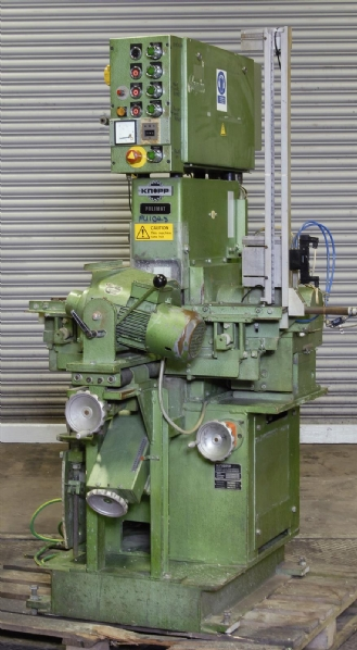 RJH Knopp Hawk Polishing Machine