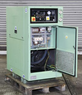 AU110 - Sullair BDS 11 Packaged Screw Compressor