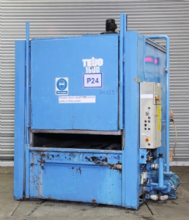 1600 Basket Type Front Loading Washer