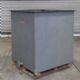 Mild Steel Ilex Lined Plating Tank