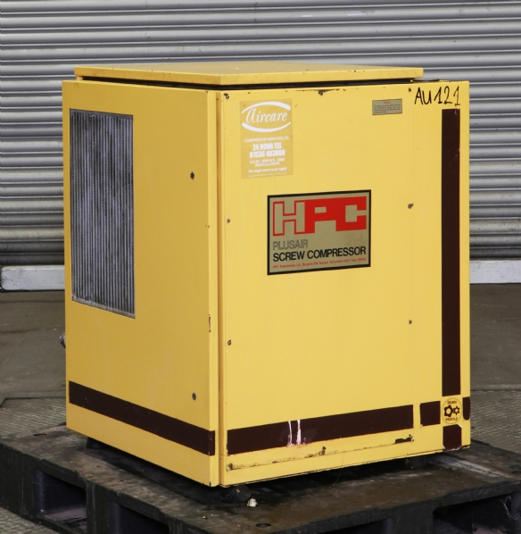 Plus Air Screw Compressor