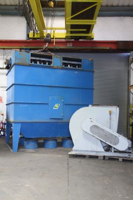 EU1381 Industvent Dust Extractor Unit