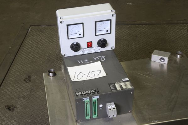 PSP Varipuls 100A/6V Rectifier with Optional Control Panel