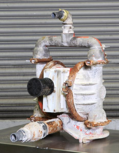 Wilden P4 Diaphragm Pump