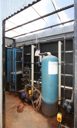 Clearwater Group Plating Solution Effluent And Sludge Plant