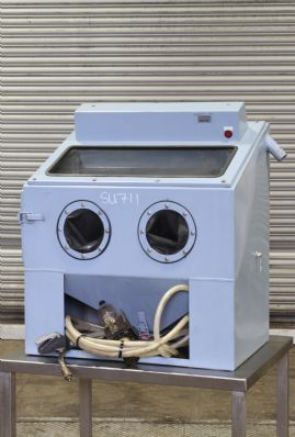 Used And Second Hand Vixen Surface Treatments Machines