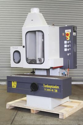 PV1064 - VG Turbogrinder T-300-K/2B Multi Finish Machine