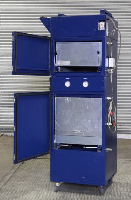 Air Cleaning Systems Limited MF2500 Extractor