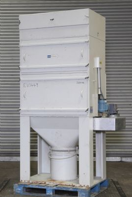 Used And Second Hand Donaldson Torit Dce Machines