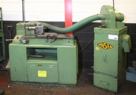 Spenstead Gearbur Gear Chamfering Machine