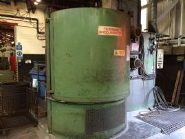 Wheelabrator 1500/2/1000 Table Shot Blast Machine