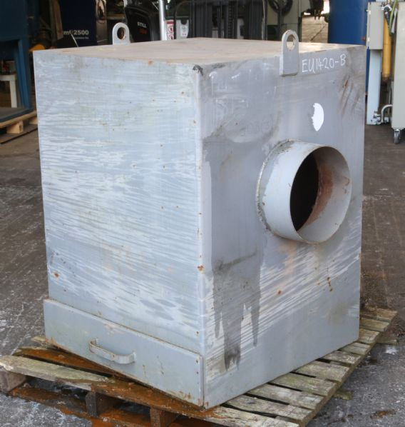 Nederman Spark Arrestor Box