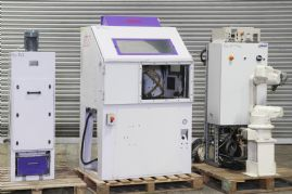 Guyson Robotic Blasting Unit