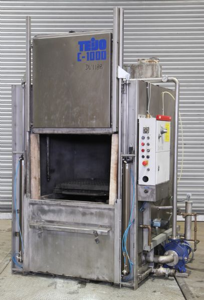 Tejo C-1000SS PD1 Front Loading Aqueous Part Washer