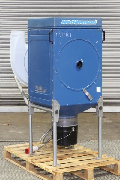 Nederman Filterbox Extractor