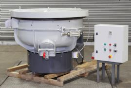 300 litre U Shaped Vibration Bowl with Separation