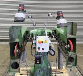 Marpol Twin Arm Linisher