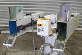 Marpol - Model 776 Twin Belt Linishing Machine